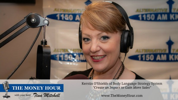 The Money Hour with Tina Mitchell